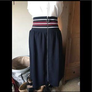 Zara | Black Skirt